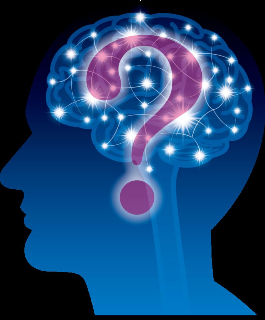 脳で考えるイメージ